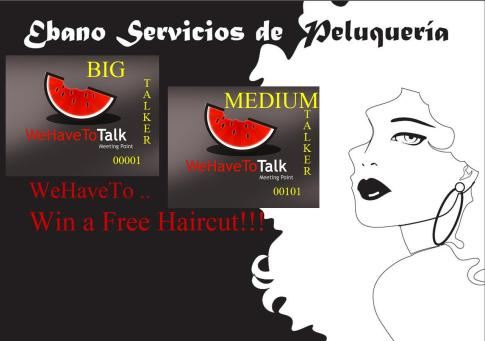 Win a Haircute copy