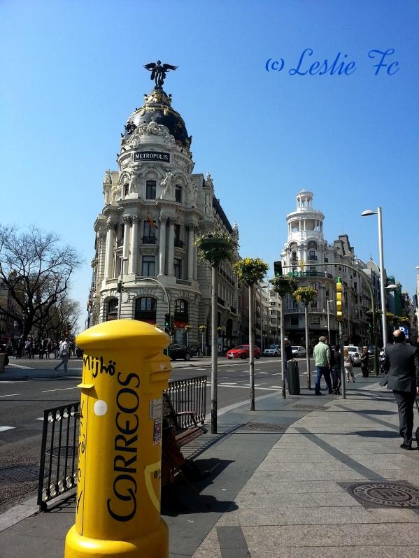 WeHaveTo Enjoy Madrid!